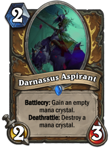 HearthStone Darnassus Aspirant