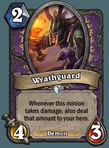 Hearthstone Wrathguard