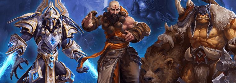 Heroes of the Storm: Kharazim, Rexxar, Artanis – das sind die 3 neuen Helden