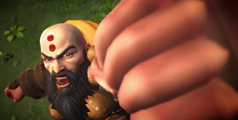 Heroes of the Storm: Bilder vom Mönch aus Diablo 3 geleakt – der nächste Held?