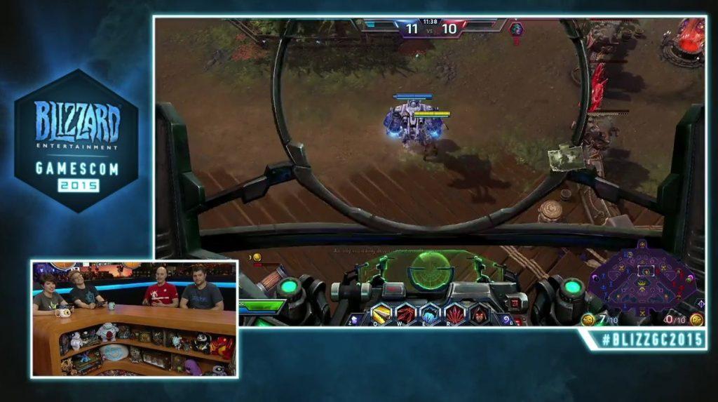 Im Medivac kann das ganze Team umhergeflogen werden.