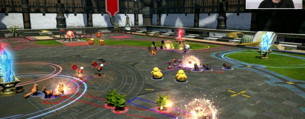 """Final Fantasy XIV zeigt seine Petschlachten """"Kampf der Trabanten"""" im Video"""