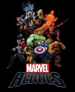 Marvel Heroes Box