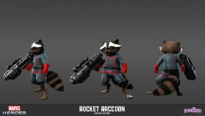 Marvel-Rocket