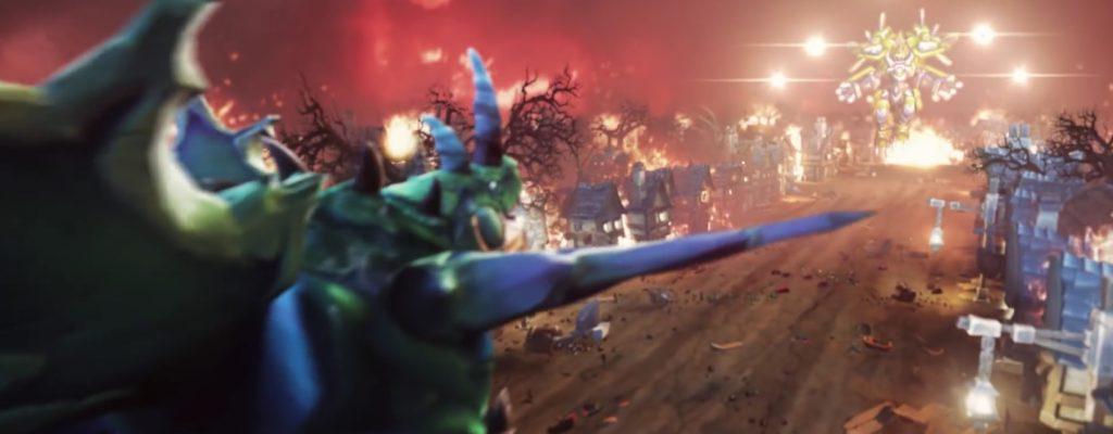 Heroes of the Storm: Mecha-Tassadar rettet die Welt vor Kaiju-Diablo