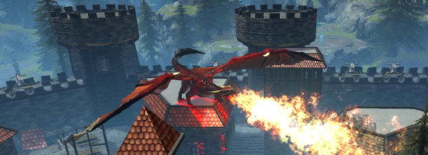 Neverwinter-Drachen