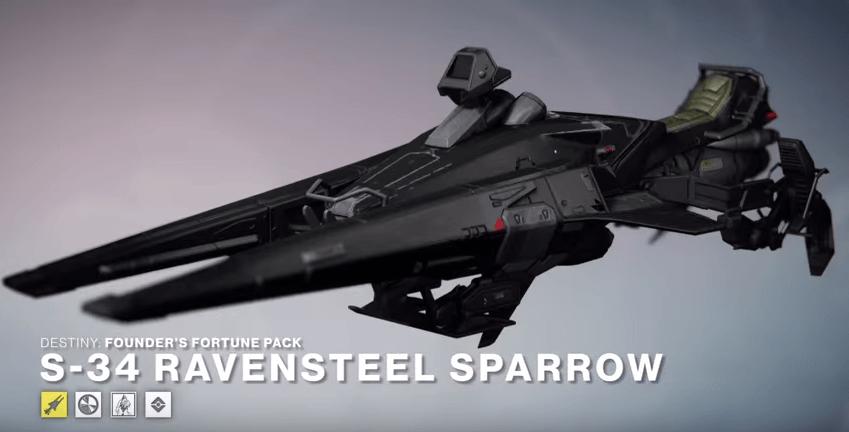 Ravensteel-Sparrow-Destiny