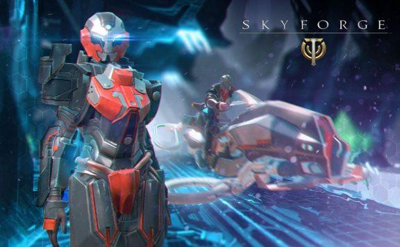 Skyforge Pakete