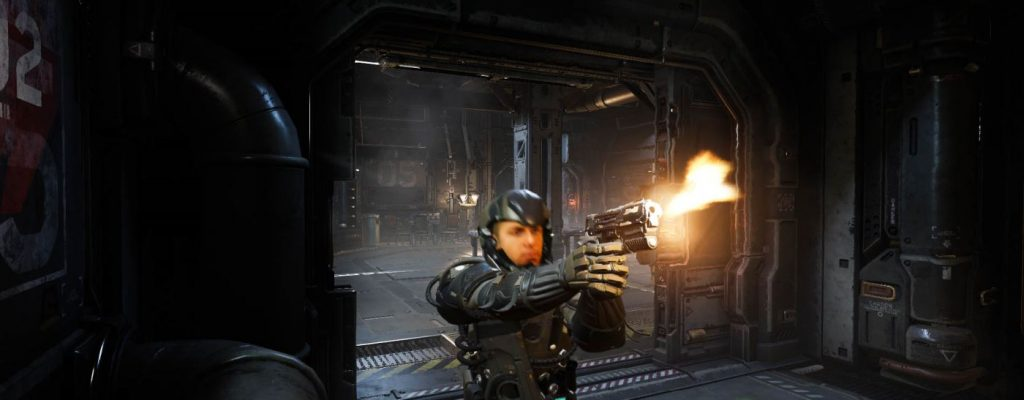 Star Citizen wird zum Ego-Shooter – Gameplay zu Star Marine