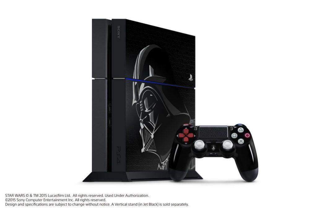 Star Wars Barttlefront Playstation 4 Vader
