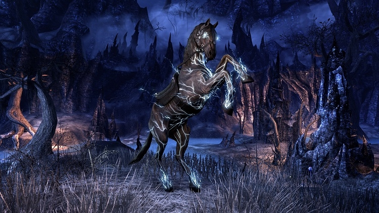 TESO-Pferd