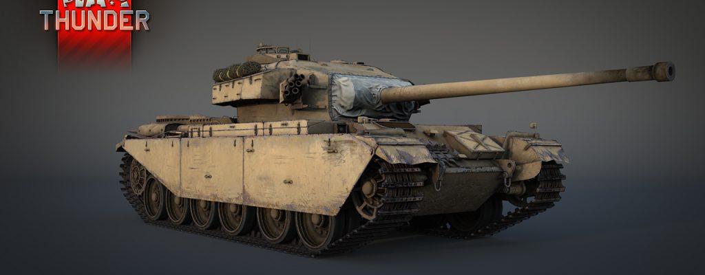 War Thunder: Churchill, Centurion, Comet – die Briten kommen