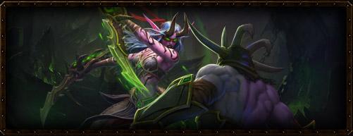 WoW Demon Hunter 2