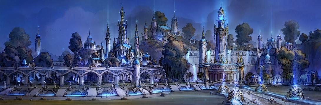 Besonders Suramar wird heiß erwartet, denn es ist ein geschichtsträchtiger Ort der Warcraft-Lore.