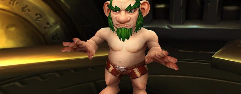 World of Warcraft: Mit Transmog wird aus einem Gnom ein berühmter Klempner