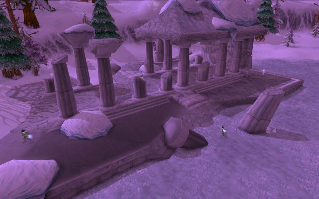 Ruinen müssen nicht real sein, um Aufschlüsse über die Menschheit geben zu können.