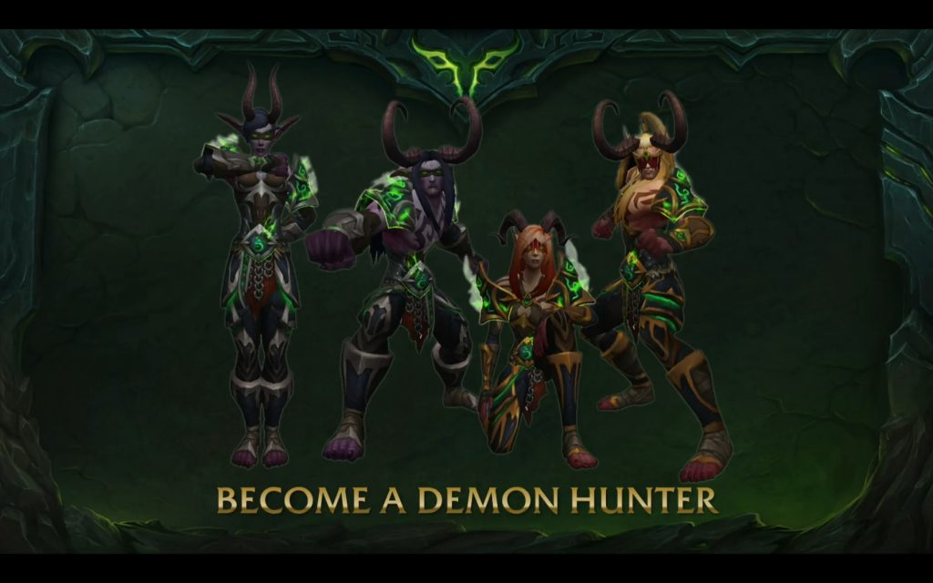 Wow Demon Hunter 3