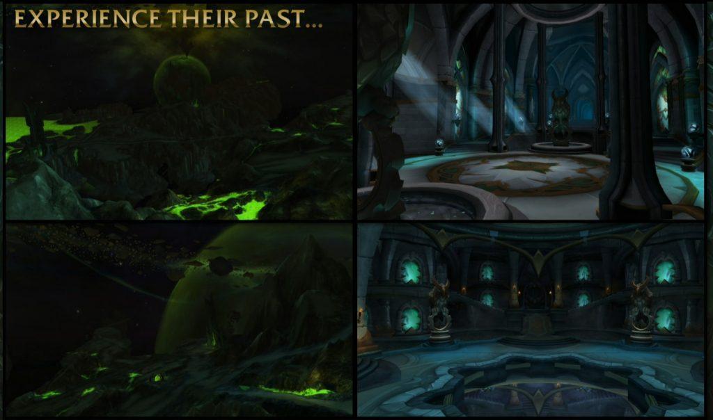 Wow Demon Hunter Background 1