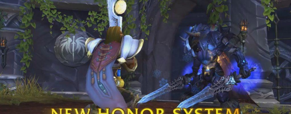WoW: Legion – Patch 7.1: Bessere Belohnungen fürs PvP!