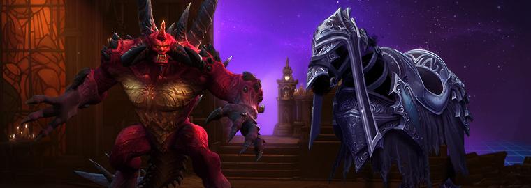 Diablo 3-Spieler können ein Reittier und Diablo selbst in HotS freischalten.
