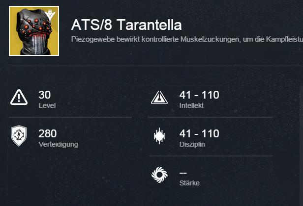 ATS8-Tarantella-Stats