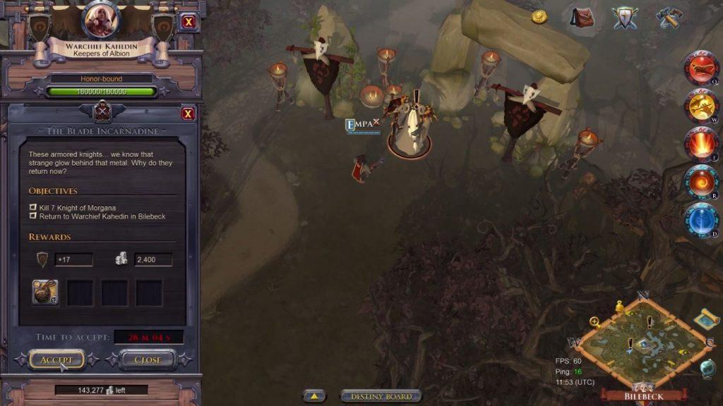 Albion Online Missionen