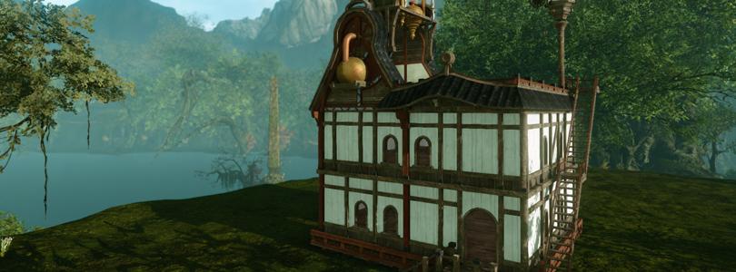 ArcheAge-Haus