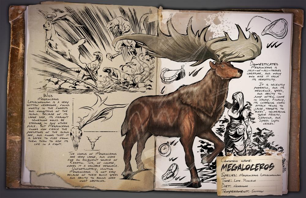 Ark 1 Megadingsbums