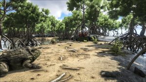 Ark Survival Sumpf Biome