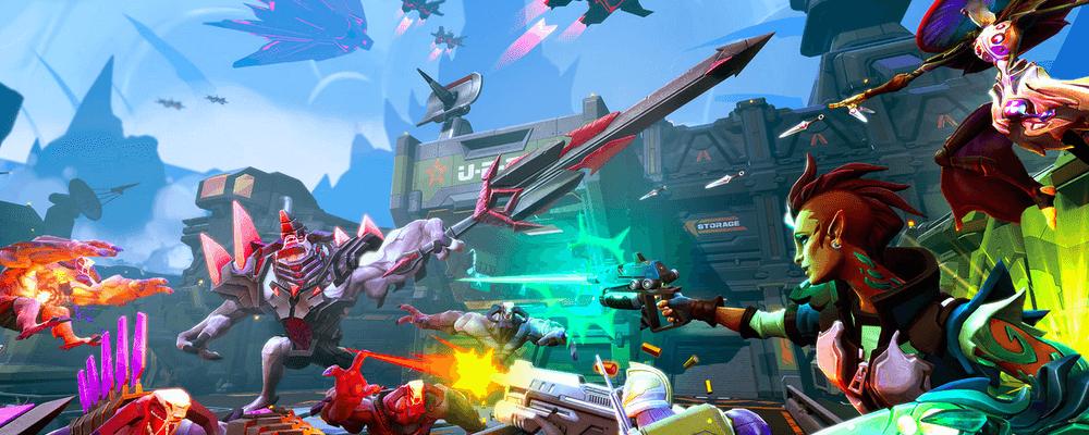Battleborn: Beta zum Online-Shooter steht wohl bevor