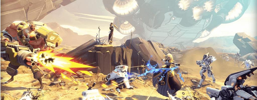 Battleborn: MOBA- und RPG-Elemente sollen Borderlands-Formel verfeinern