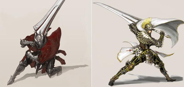 Black-Desert-Großschwert