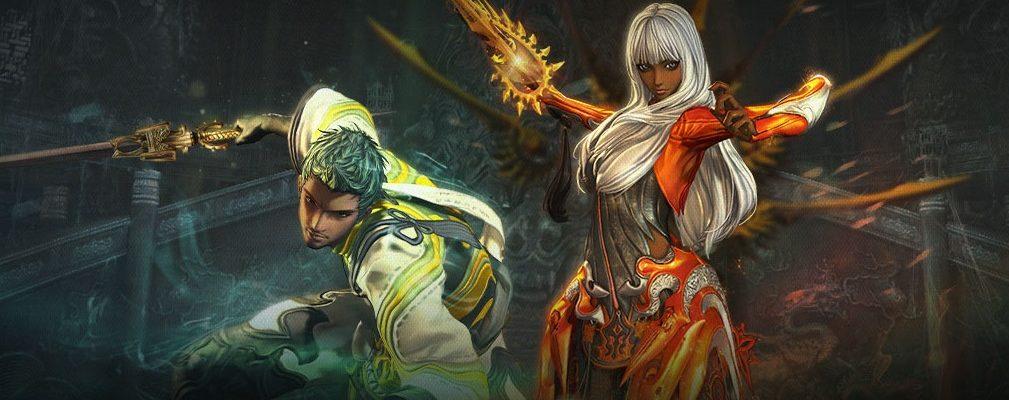 Blade & Soul: Heute startet das koreanische Hit-MMORPG bei uns im Westen