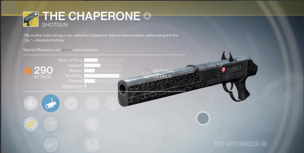 Chaperone-Destiny