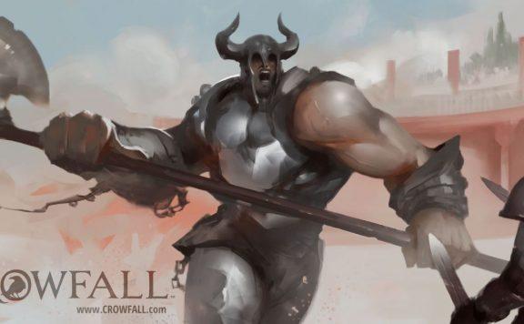 Crowfall Concept Art