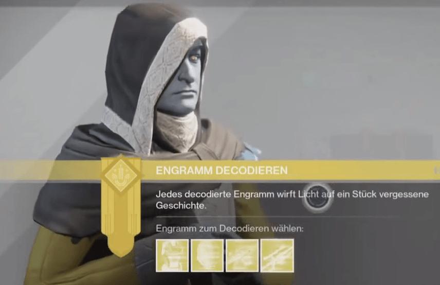 Destiny-Kryptarch-Engramm