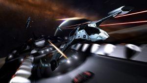Elite Dangerous Horizons Raumschiff