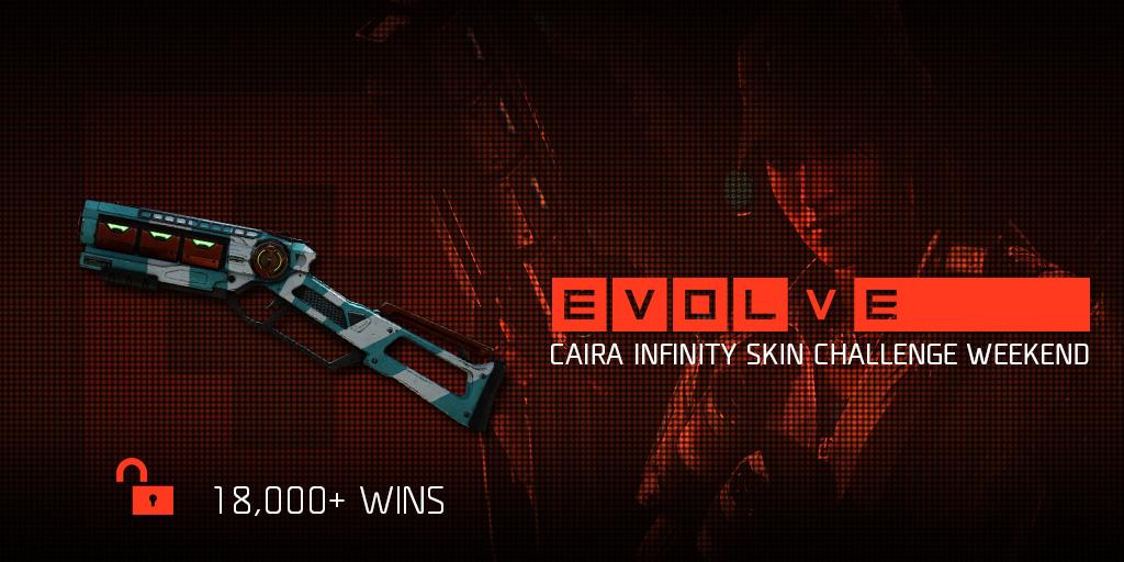 Evolve Caira Infinity