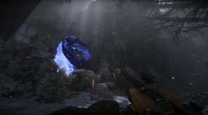 Evolve Meteor Goliath Rock Throw