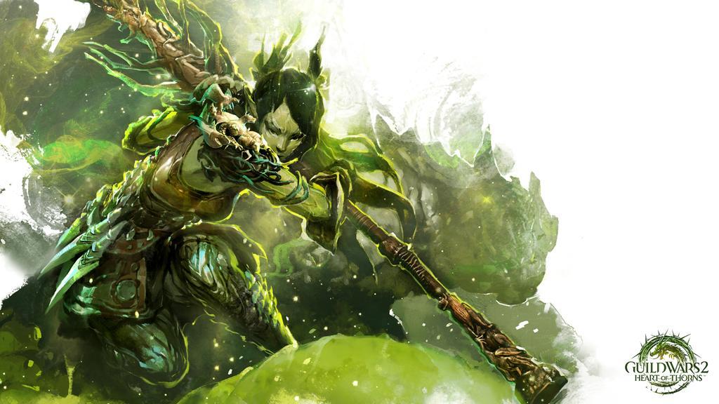 Guild Wars 2 Hunter Druid Teaser