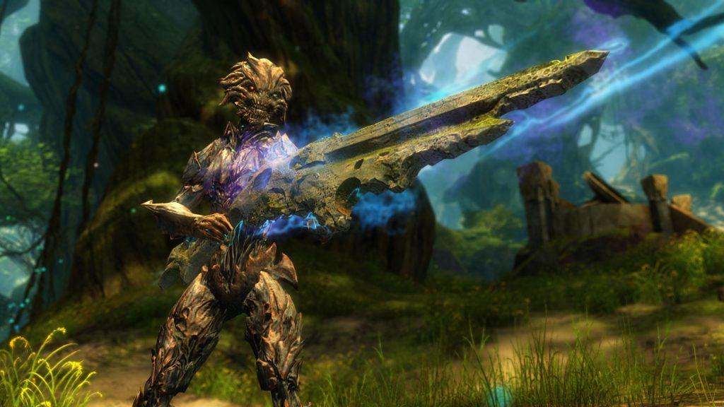 Guild Wars 2 Mordremwacht Sylvari Sniper