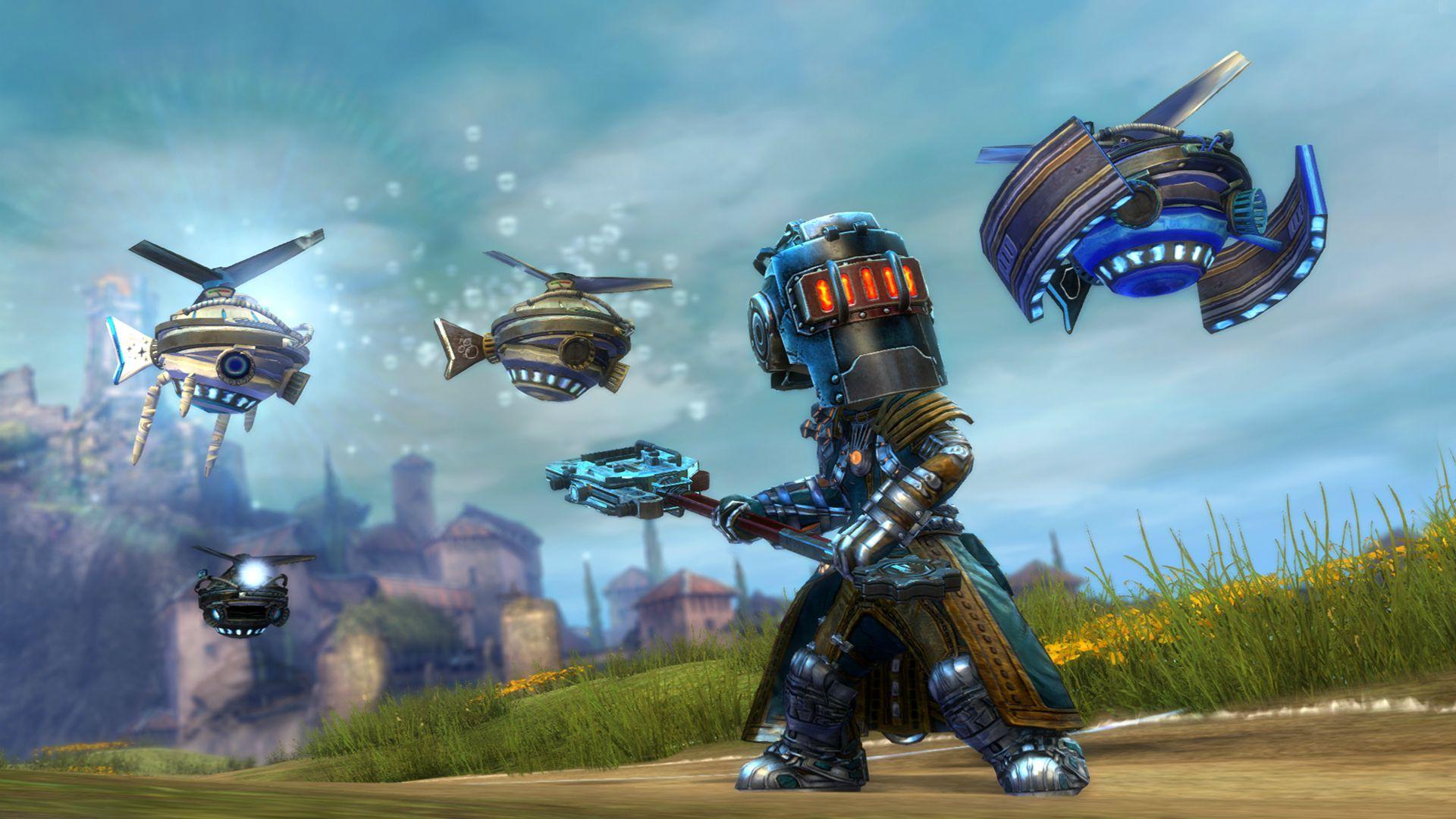 Guild Wars 2 Scrapper Gyros