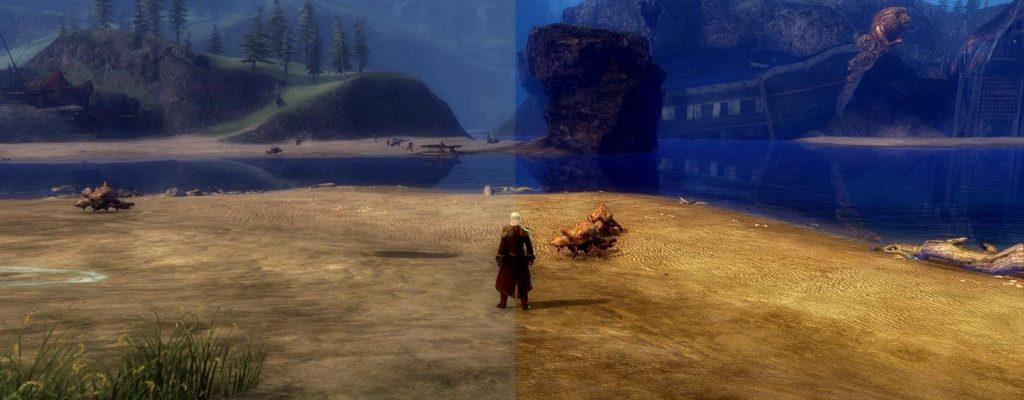 Guild Wars 2 wird mit GEMFX-Shader schöner – so geht's