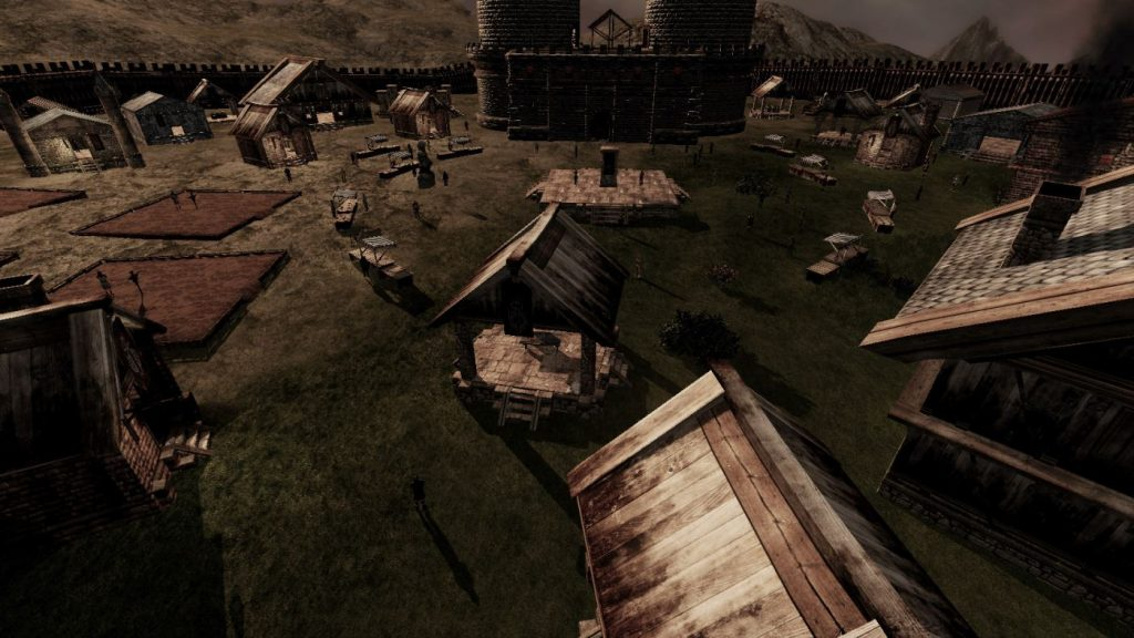 Mortal Online Housing
