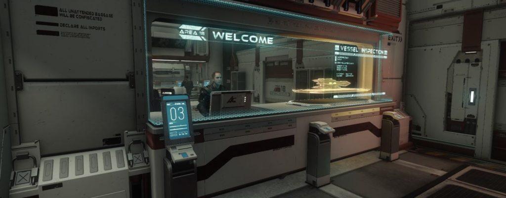 Star Citizen: Kioske sorgen für eine Spieler getriebene Wirtschaft