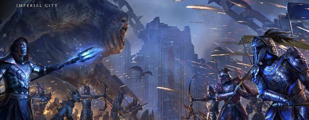 The Elder Scrolls Online: Patch-Woche verkürzt Ladescreens, verbessert Performance im PvP