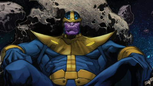 Thonas Marvel Heroes