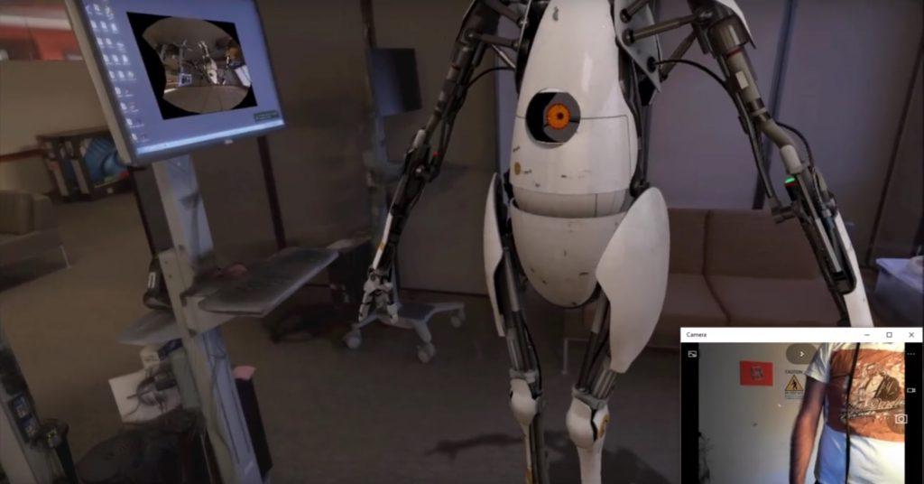 Portal Roboter