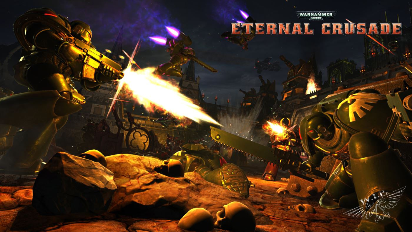 WH40K Eternal Crusade Warhammer Bild