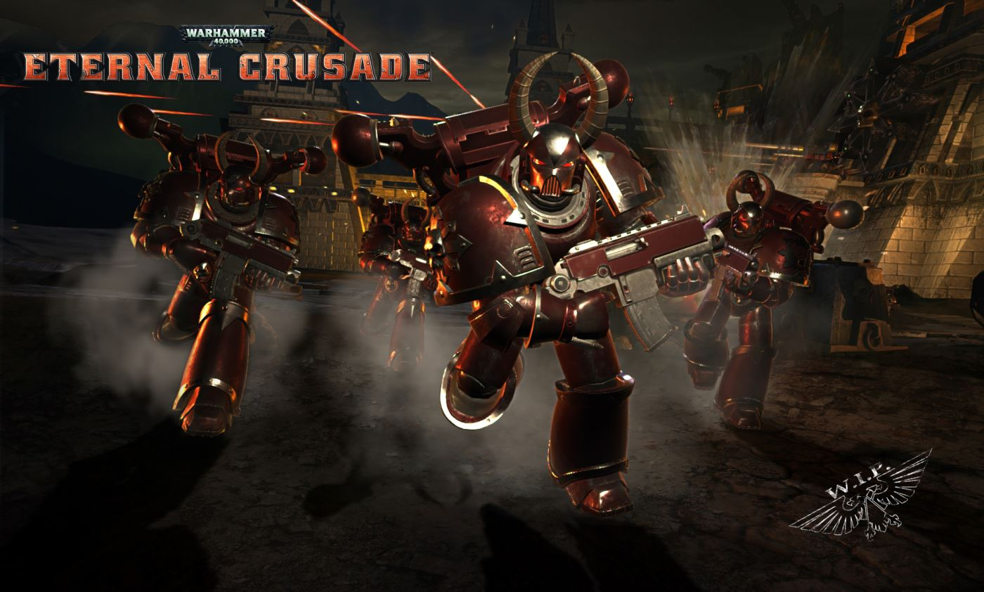 WH40K Eternal Crusade Warhammer
